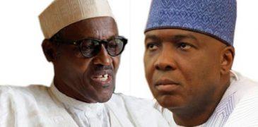 Leave Buhari out of Saraki's case