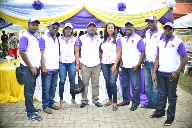FCMB team at the event