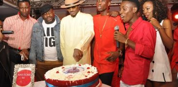 Airtel unveils One Mic Album with Tuface's 40th birthday