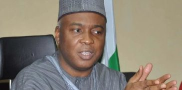 Saraki donates pension to graduates