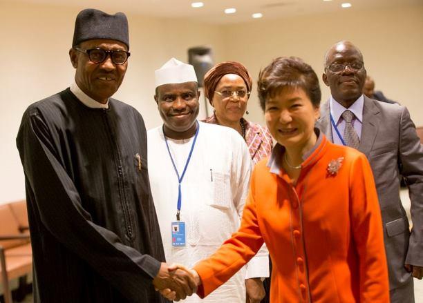 newsverge.com_buhari-Korea-president-bilateral