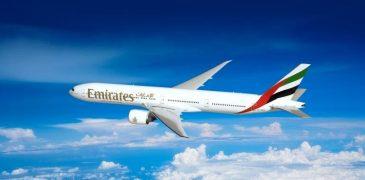 Emirates' $93bn Boeing 777 fleet tops 859,000 flights