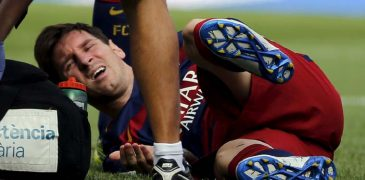 UCL: Messi blow a likely big relief for Bayer