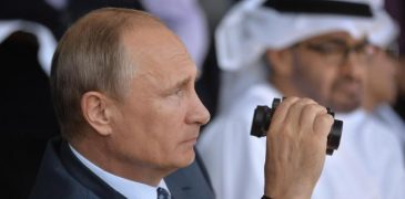 Putin wants impartial investigation into Syria chemical attack