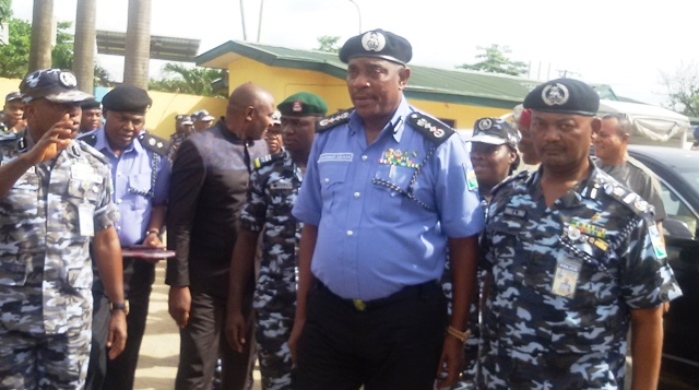 Police IG warns officers against extra-judicial killings