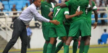 Oliseh's Eagles tame Lions of Cameroon