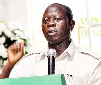 """I will subject President, Govs, others to party supremacy if elected as APC national chairman"", says Oshiomhole"