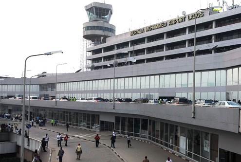 Anxiety as Airforce, NDLEA clash at Lagos Airport
