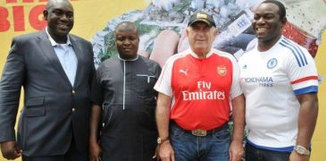 AJEAST Nigeria takes Big Cola to Enugu