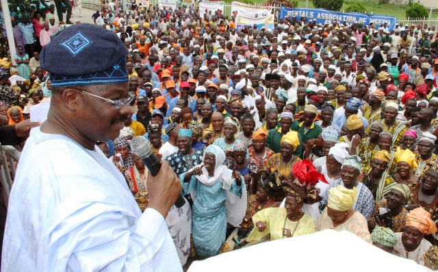 I will unveil my successor in 2018, says Ajimobi