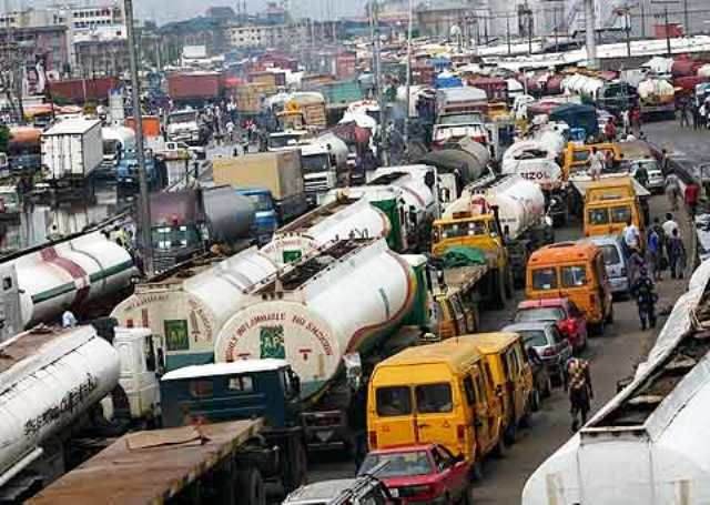 FRSC sets up task force on Apapa gridlock