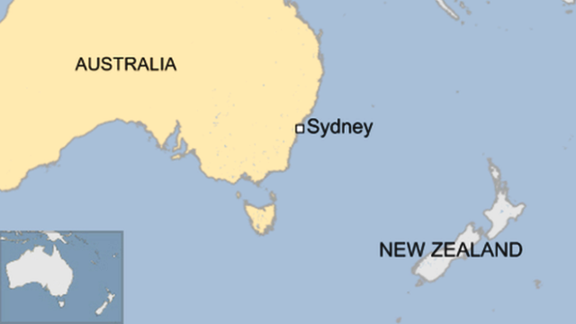 Australia: Two shot dead near Sydney police HQ