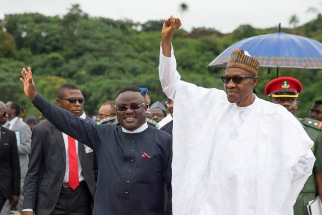 Buhari_Calabar-newsverge