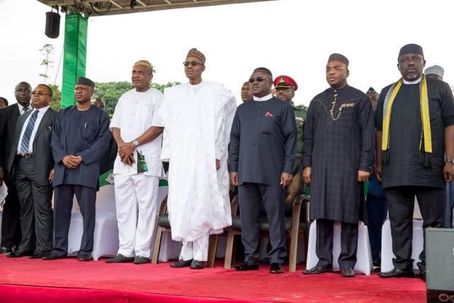 Buhari_Calabar_governors