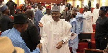 Amaechi survives Senate's scare, as PDP Senators stage walk out