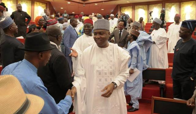 Amaechi survives Senate's scare, as PDP Senators stage walk out