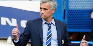 Mourinho applauds Chelsea discipline against A/Villa