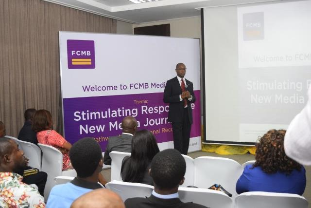 Group Managing Director/Chief Executive of First City Monument Bank (FCMB), Mr. Ladi Balogun