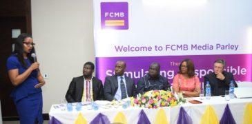 FCMB chats way forward on new media (PHOTO)