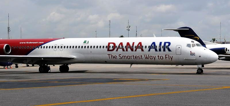 Dana Air refutes plane crash report, says it is malicious