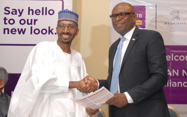 FCMB, Peugeot launch customer-friendly auto acquisition scheme