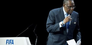 FIFA Presidency: Issa Hayatou speaks on his reign