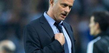 English FA hands Mourinho one match ban, fined £50, 000