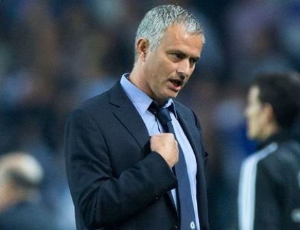 English FA hands Mourinho one match ban, fined £50, 000