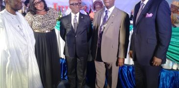 Faces at investiture of NCRIB 18th President, Kayode Okunoren (PHOTO)