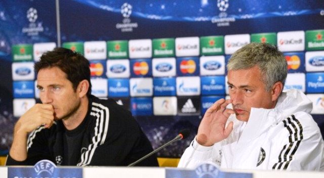 Chelsea will be back, Lampard backs Mourinho