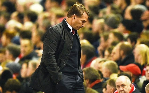 Liverpool axe manager, Rodgers