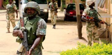 Nigeria's Army Chief orders troops to defeat Boko Haram