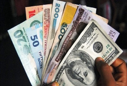 Naira gains marginally against dollar