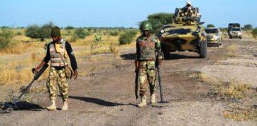 Nigerian Army arrests impersonator in Onitsha