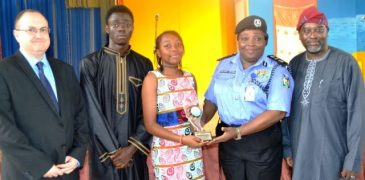 Police AIG applauds Olashore value system