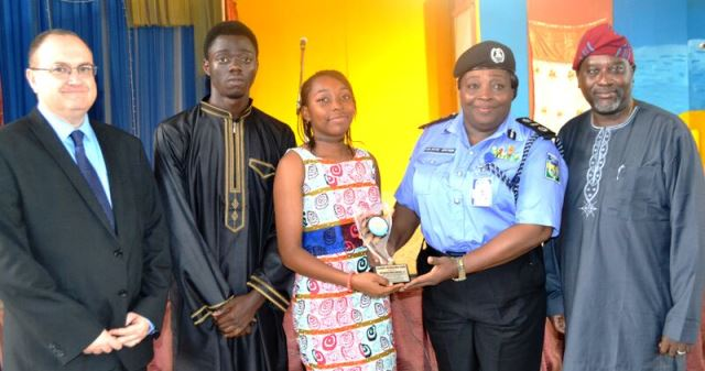 Police AIG applauds Olashore value system