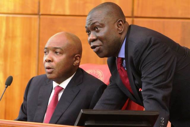 FORGERY: Saraki, Ekweremadu to be arraigned June 27