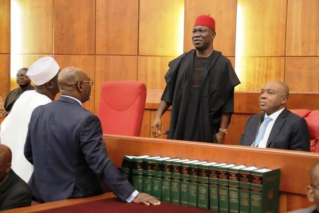 Ministerial clearance: Tension as Senate determines fate of Amaechi, Uguru Thursday