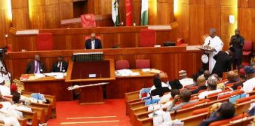 Ex-party candidates back senate's move for compulsory debate