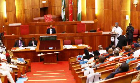 Egmont: Senate moves to remove Financial Intelligence Unit from EFCC