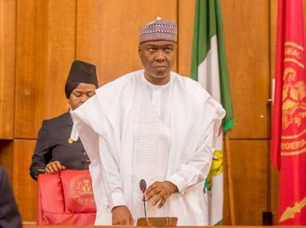 Saraki lobbies French Parliament on insurgency