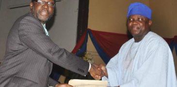 Ambode tasks new Commissioners, SAs to hit the ground running