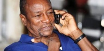 Guinea president, 77, gets second term in office