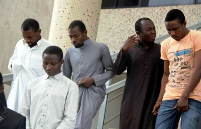 5 arraigned in court for Nyanya, Kuje bombings