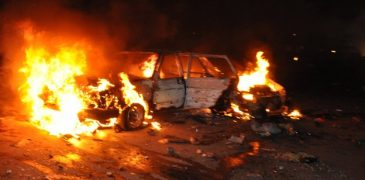 BREAKING: Scores dead as Bomb blast hits Nyanya, Kuje Police station, main market