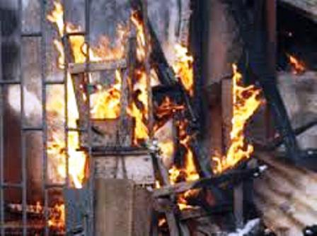 Fire guts Kuje Market, destroys goods worth N10m – Official