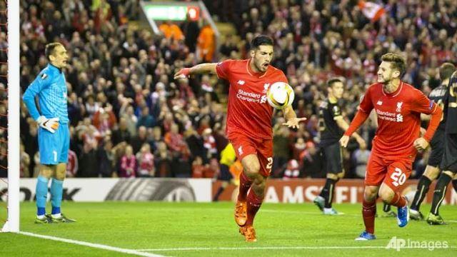 Europa league: Liverpool held; Spurs, Celtic lose