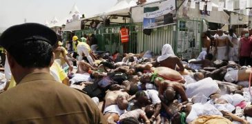 MECCA STAMPEDE: 241 Nigerians missing, 75 dead