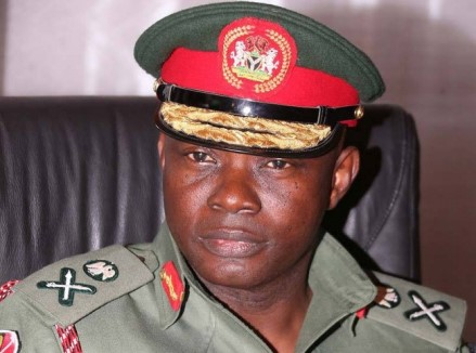 Gen. Olonisakin says military confronting 14 security threats nationwide