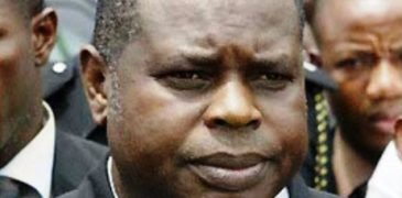 Okowa mourns exit of Alamieyeseigha